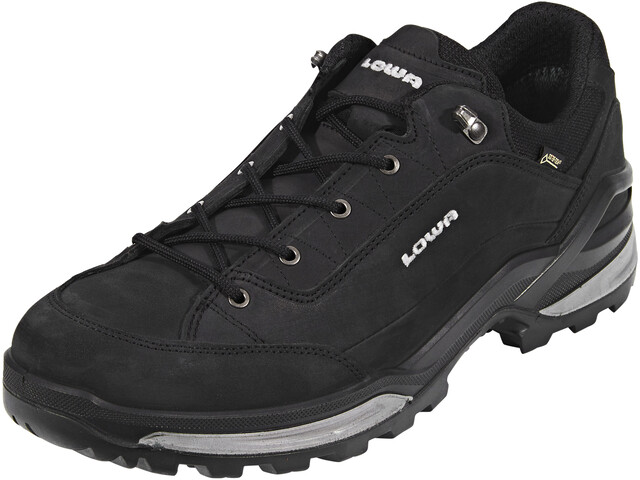 Lowa Renegade GTX Low Kengät Miehet, black/graphite